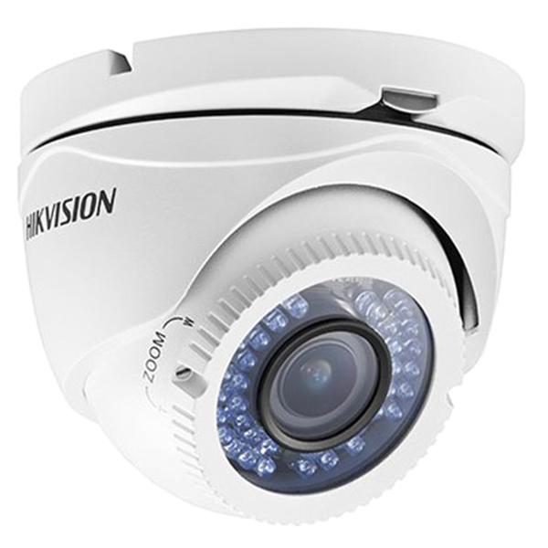 Camera HD-TVI bán cầu hồng ngoại 40m ngoài trời 2.0 Mega Pixel - Hàng nhập khẩu