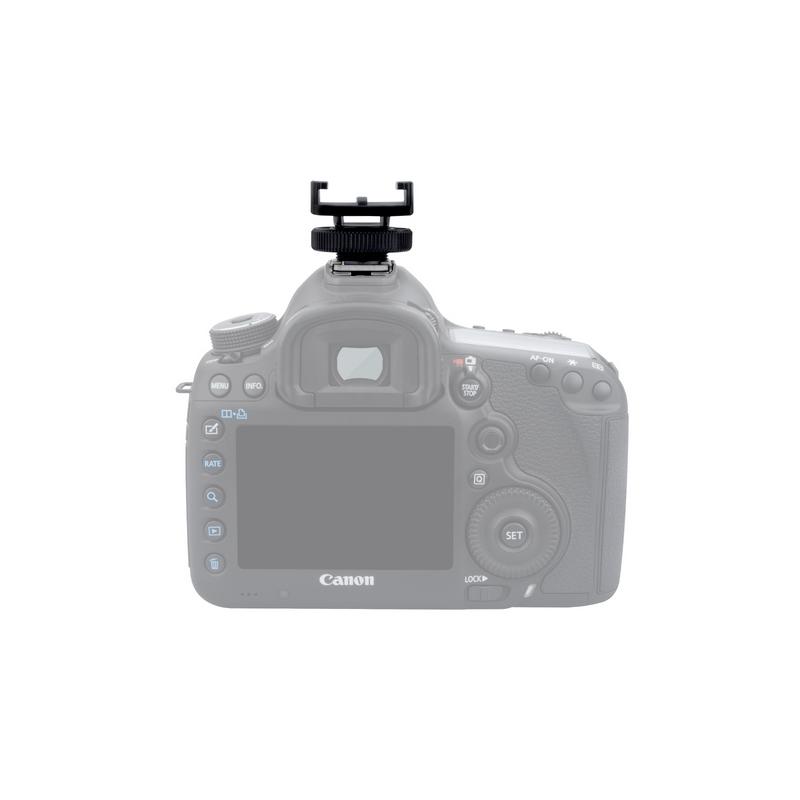 Đầu chuyển gắn Gopro lên hotshoe máy ảnh