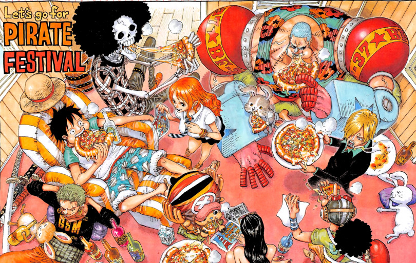 Poster 8 tấm A4 One Piece Đảo Hải Tặc anime tranh treo album ảnh in hình đẹp (MẪU GIAO NGẪU NHIÊN)