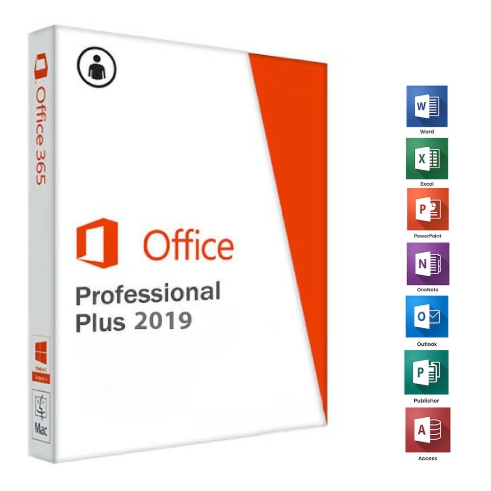 Cài đặt Key Office 2019 Pro Plus OEM