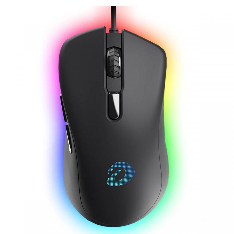 Chuột Gaming DAREU EM908 có LED RGB, BRAVO sensor - Hàng Chính Hãng (Tặng kèm bàn di chuột 70x30)