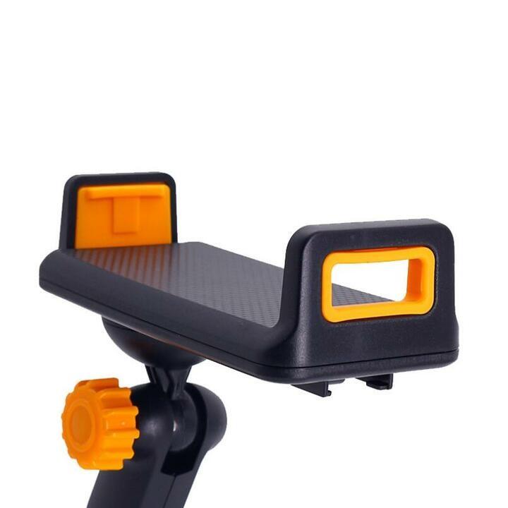 Giá đỡ điện thoại Thiết kế nhỏ gọn, Xoay 360 độ trên ô tô, xe hơi  YQ-XP058, được thiết kế hút chân không cực kỳ chắc chắn, hỗ trợ các thiết bị có độ rộng màn hình từ 4-7 inch