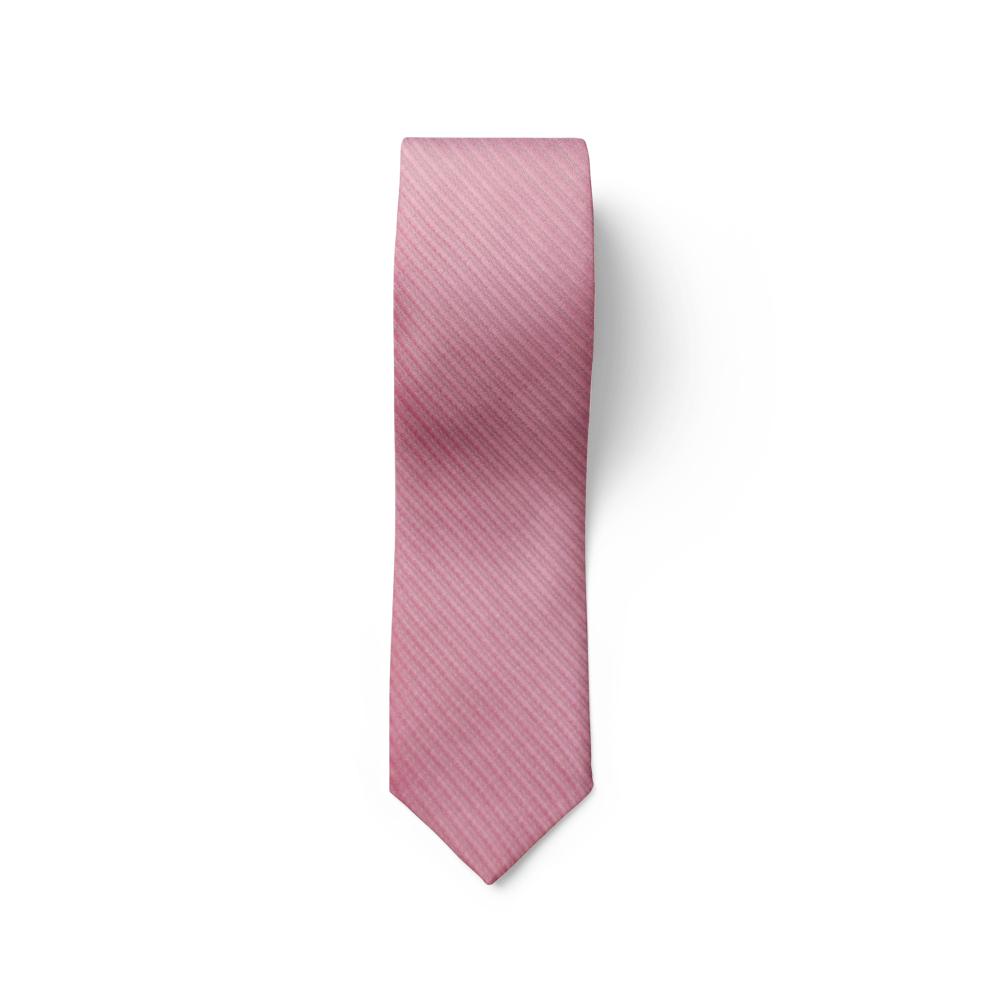 Cà vạt nam, cà vạt bản nhỏ, cà vạt 6cm-Cà vạt lẻ bản nhỏ 6cm màu hồng trơn