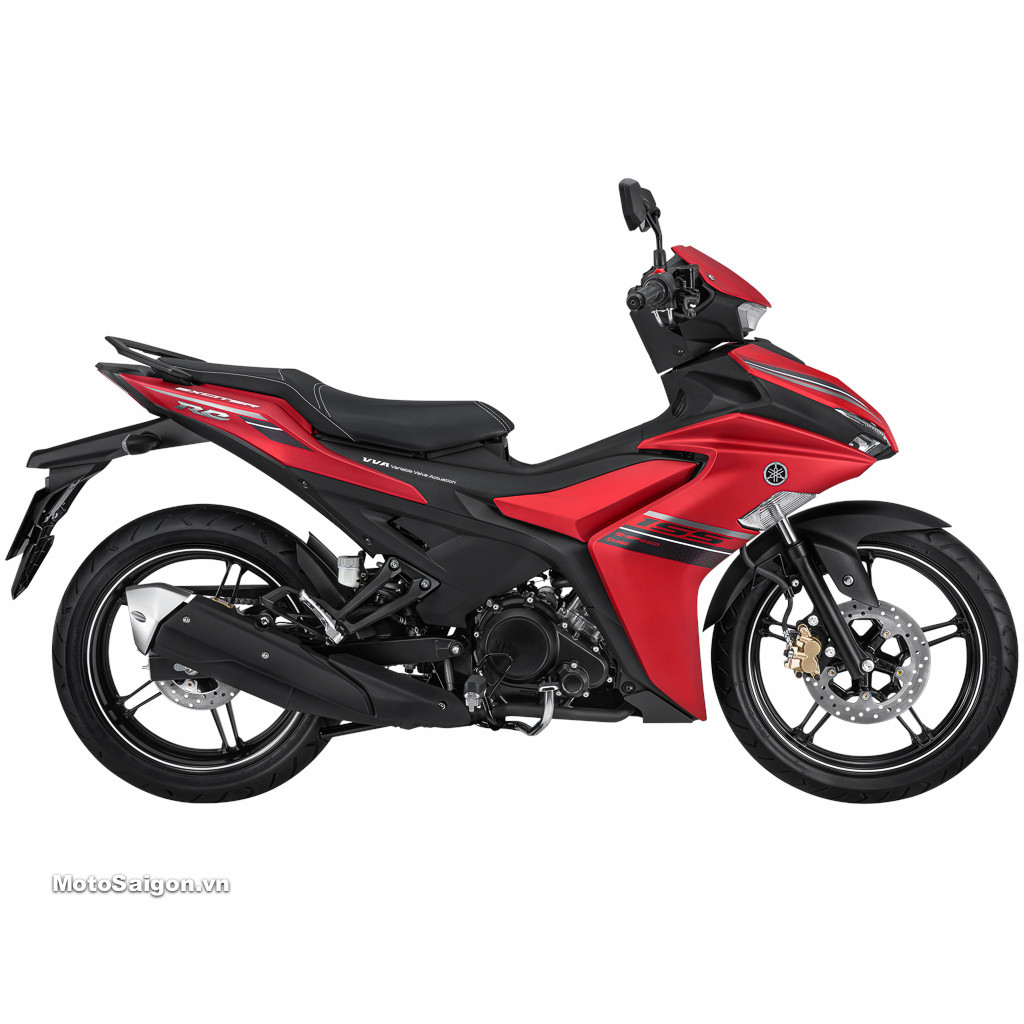 Xe Máy Yamaha Exciter 155 VVA  phiên bản tiêu chuẩn 2021 - Đỏ đen