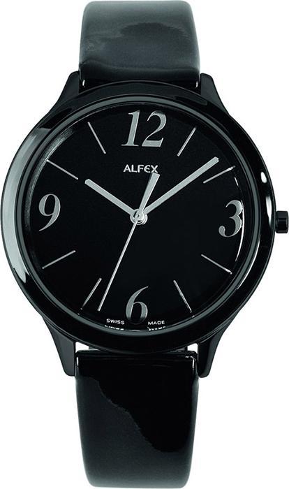 Đồng Hồ Nữ Dây Da Alfex 5701/858 36mm