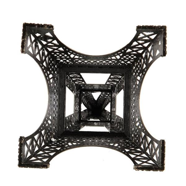 Mô hình tháp Eiffel cao 25 cm (Màu Vàng Rêu)
