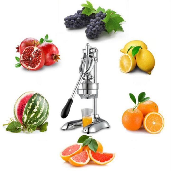Dụng cụ ép nước hoa quả bằng tay bằng INOX