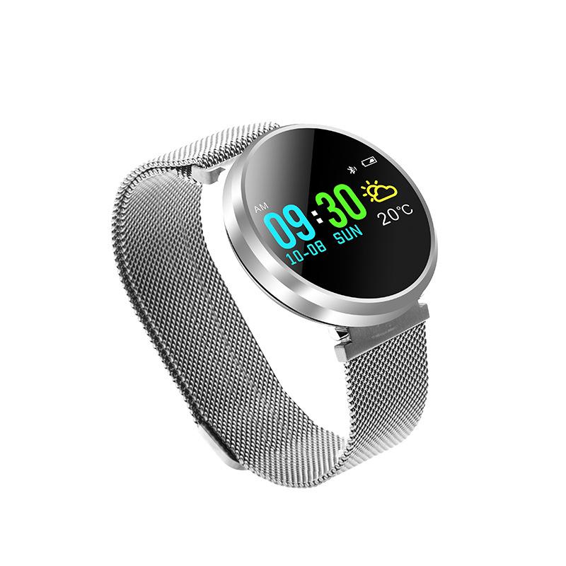 Đồng hồ thông minh S3 màn hình tràn viền, chống nước IP68