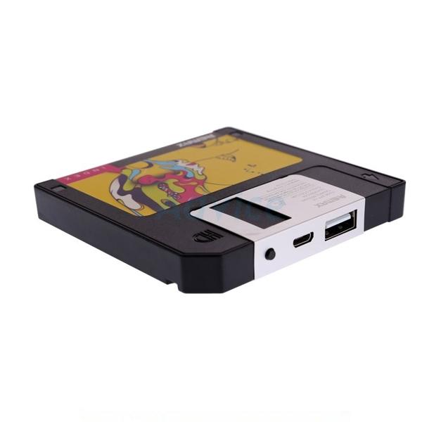 Sạc dự phòng 5000mAh Remax Floppy RPP-17 - Hàng chính hãng