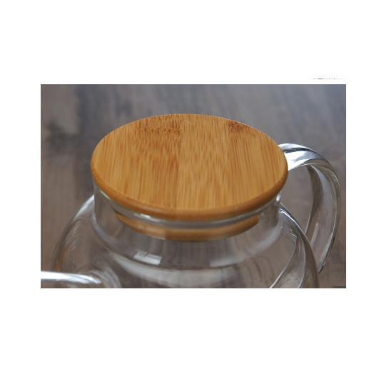 Ấm pha trà thủy tinh zeno ATT24 - 1000ML