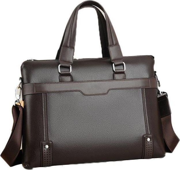 Túi xách tay công sở - Giáo Viên - Nâu