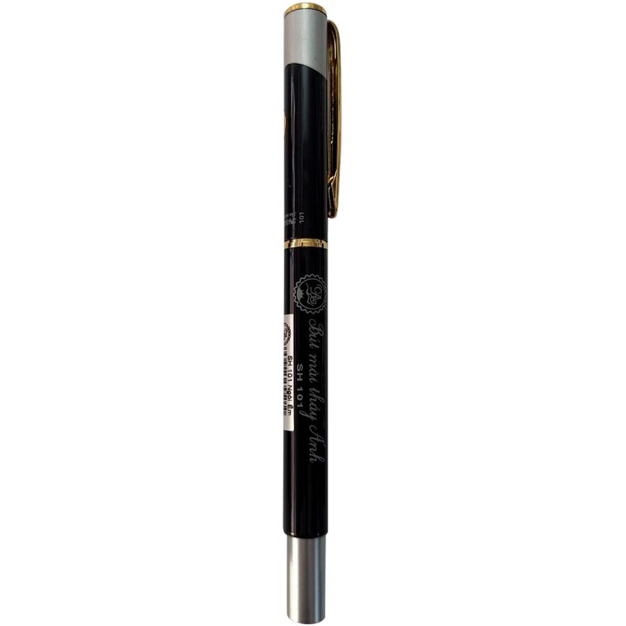 Bút Máy Thầy Ánh SH-101 (Ngòi êm) - Giao màu ngẫu nhiên