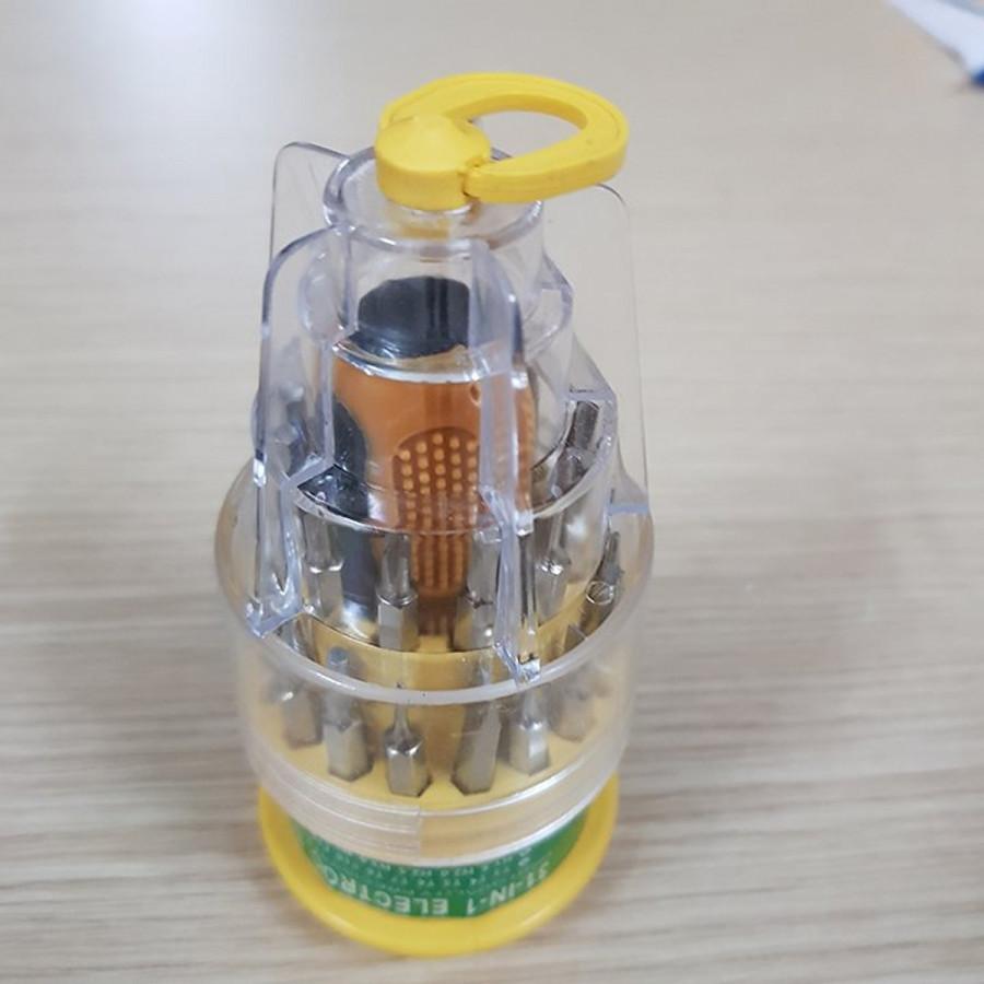 Bộ cốc tua vít đa năng 31 chi tiết - dụng cụ sửa chữa đa năng