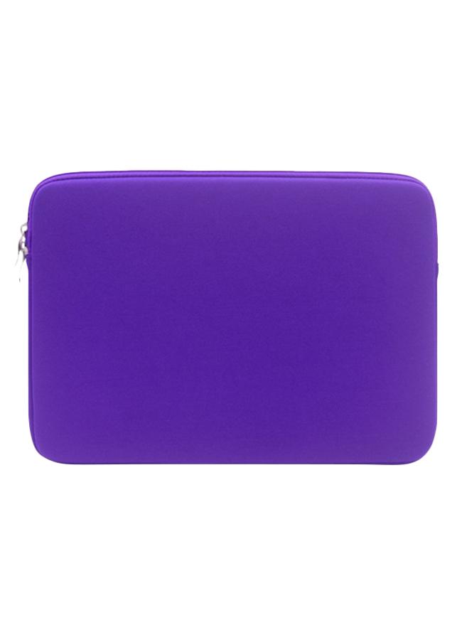 Túi Chống Sốc Laptop Cao Cấp Shyiaes - Tím