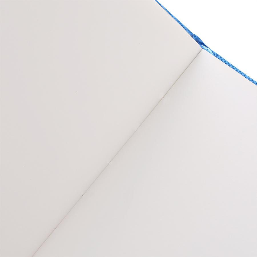 Sổ Tay My Pocket Blue Unlined  Size L