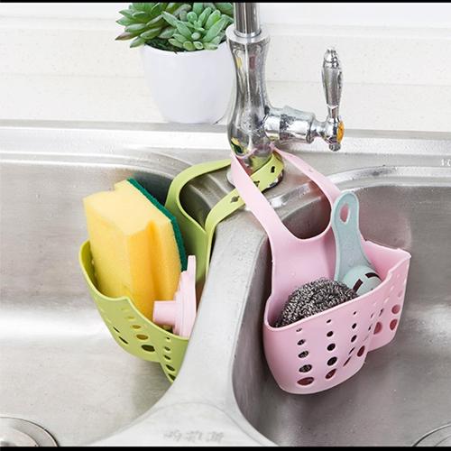 Giỏ đựng đồ rửa chén thoát nước tiện lợi