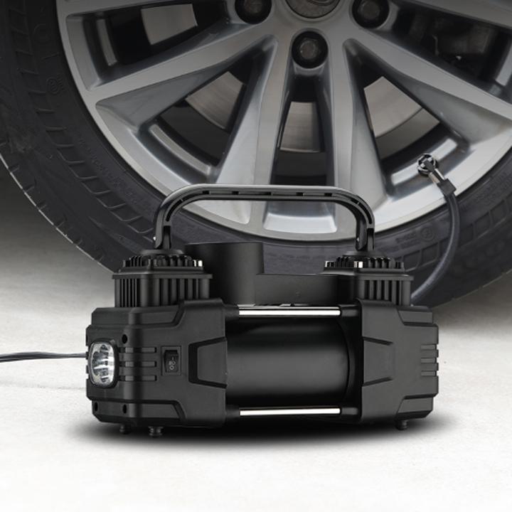 Bơm lốp ô tô điện tử BD