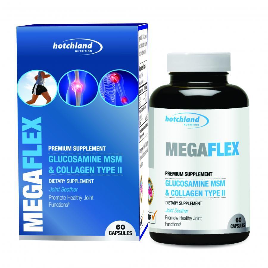Thực phẩm chức năng hỗ trợ khớp, giảm sưng đau Mega Flex 4646