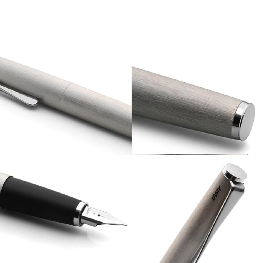 Bút Máy Lamy Studio Steel Brushed-4000436