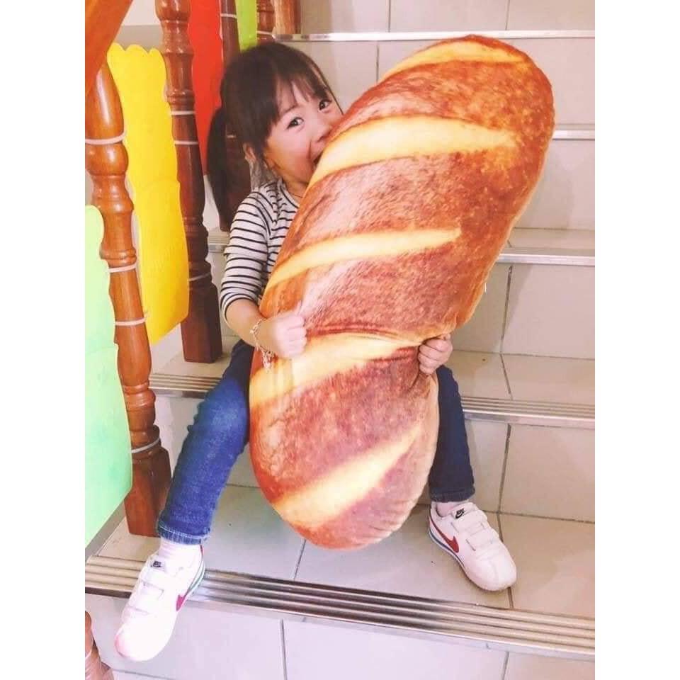 gấu bông bánh mì