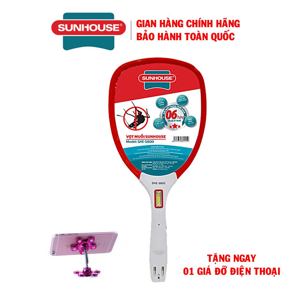 Vợt muỗi SUNHOUSE SHE-S800