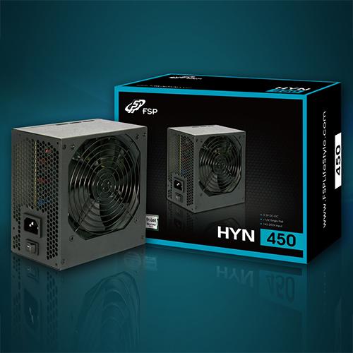 Nguồn FSP Power Supply HYN Series Model HYN450ATX  Active PFC - Hàng Chính Hãng