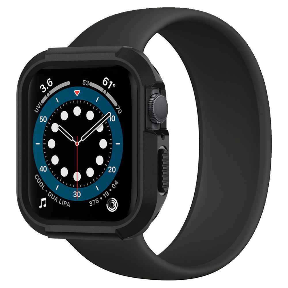Ốp Case bảo vệ chống va đập cho Apple Watch Series 4/5/6/SE Size 40mm/44mm