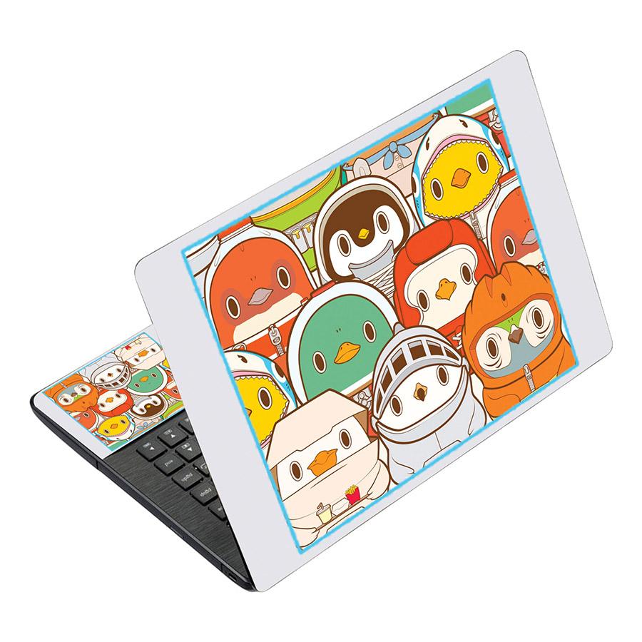 Miếng Dán Decal Dành Cho Laptop - Hoạt Hình LTHH-268