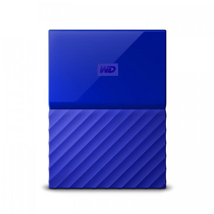 Ổ Cứng Di Động WD My Passport 4tb (new) - Usb3.0 - Hàng Nhập Khẩu