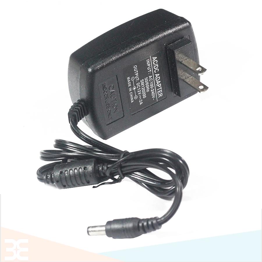 Nguồn Adapter 12V-2A 5.5*2.1mm