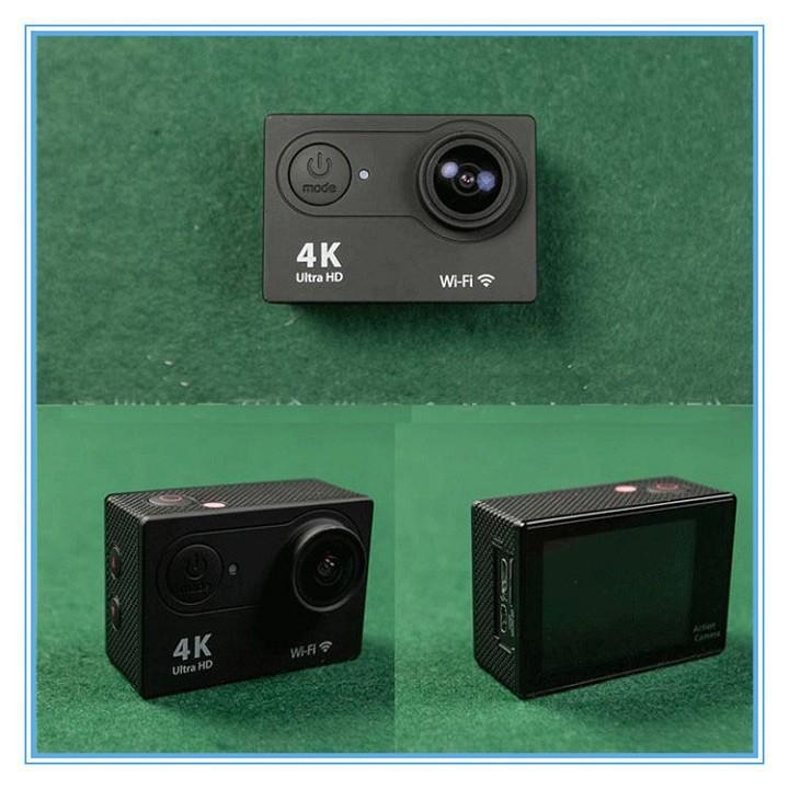 Camera Hành Trình Chống Nước Thể Thao Cam Sport Full Bộ Phụ Kiện - Sportcam