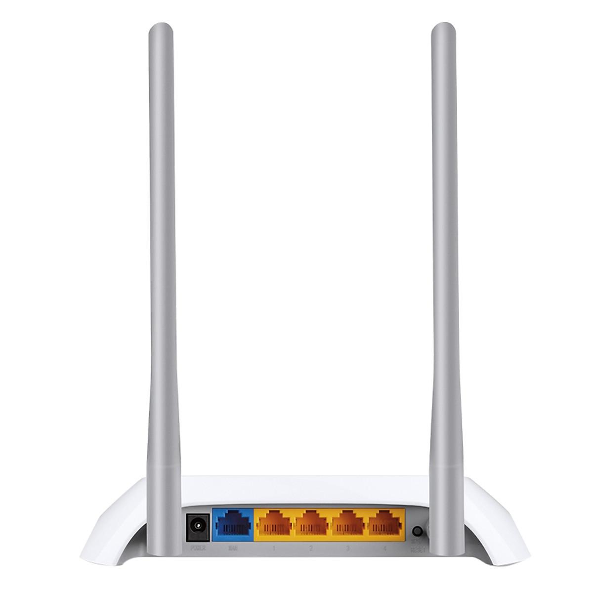 Router Wifi Chuẩn N TP-Link TL-WR840N - Hàng Chính Hãng