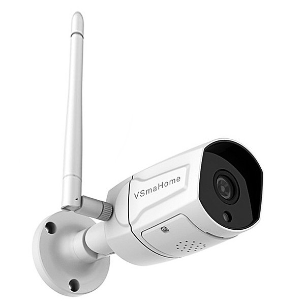 Camera IP VSMAHOME S1 - Ngoài trời, Chống nước IP68, Đàm thoại 2 chiều , Hàng Chính Hãng