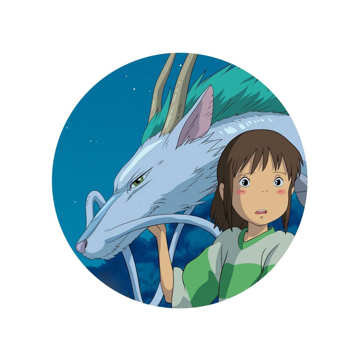 Huy hiệu Anime Chihiro Spirited Away