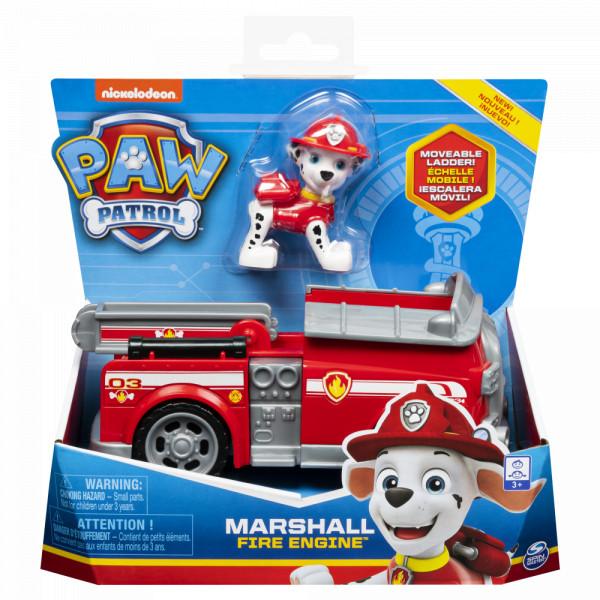 Xe ô tô cứu hộ con thú Paw Patrol SPIN MASTER 6052310 ( Giao ngẫu nhiên)
