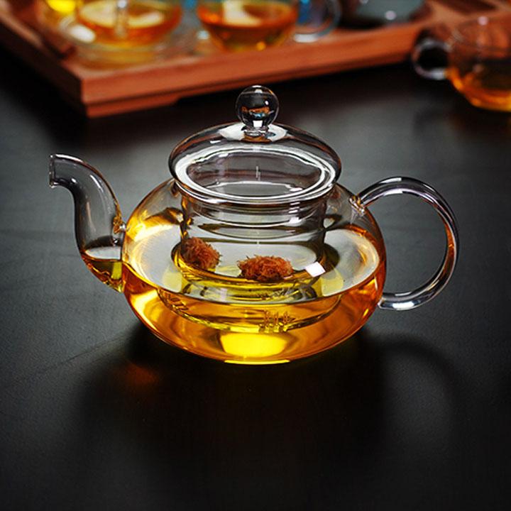 Bộ bình và ly uống trà L21