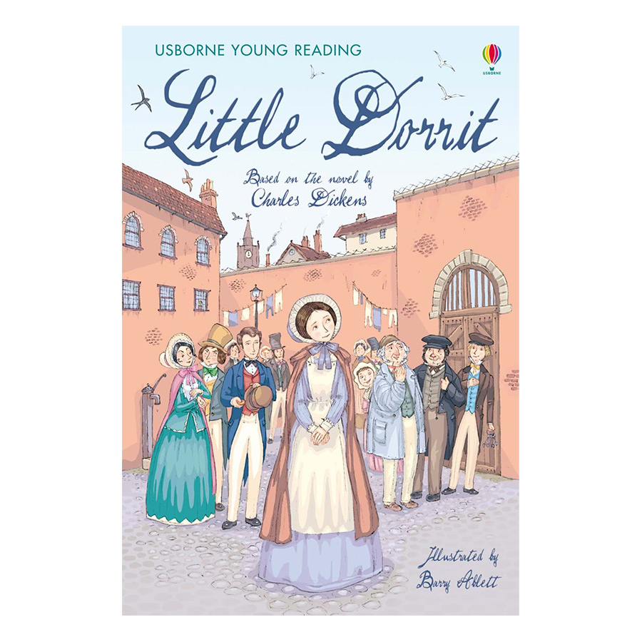 Usborne Young Reading Series Three: Little Dorrit