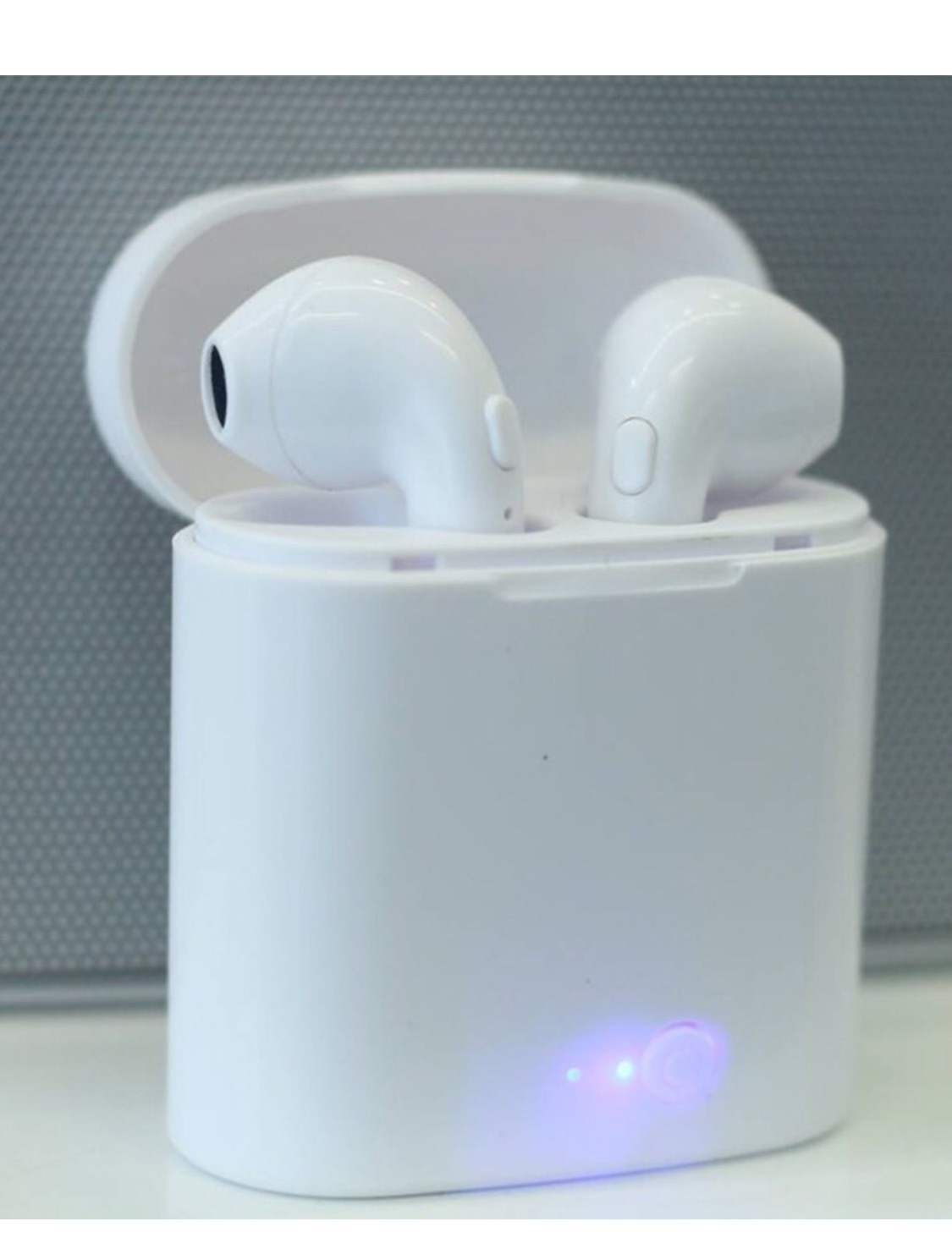 Tai nghe Bluetooth có cốc sạc TWS - i7.S - Hàng nhập khẩu