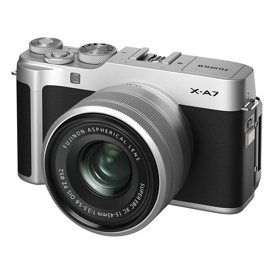 Hình ảnh Máy Ảnh Fujifilm X-A7 + Lens 15-45mm - Hàng Chính Hãng