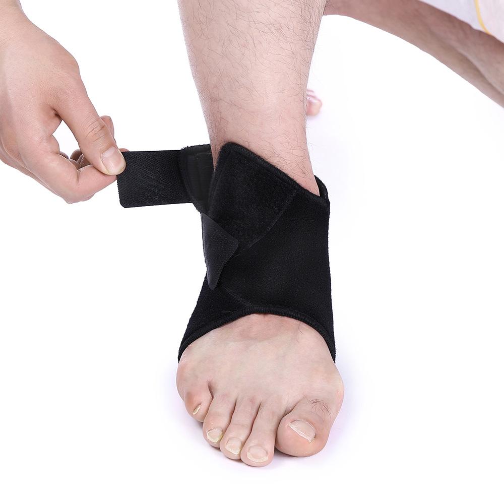 Bó cổ chân thể thao có đai tránh chấn thương A019