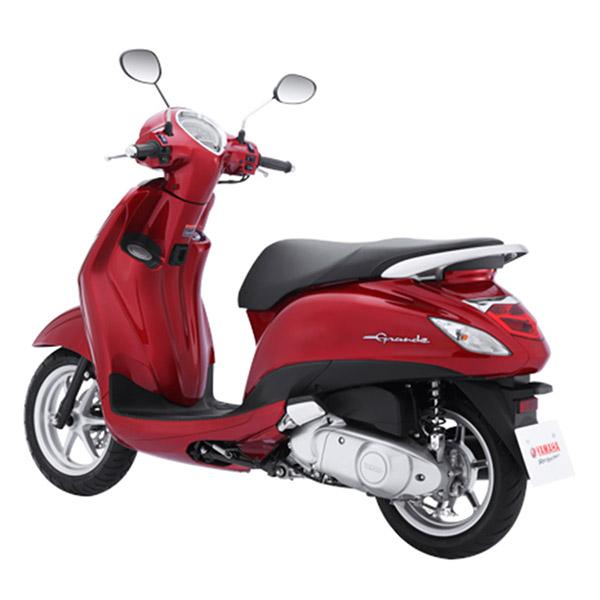 Xe Máy Yamaha Grande 2019 (Bản Tiêu Chuẩn) - Đỏ