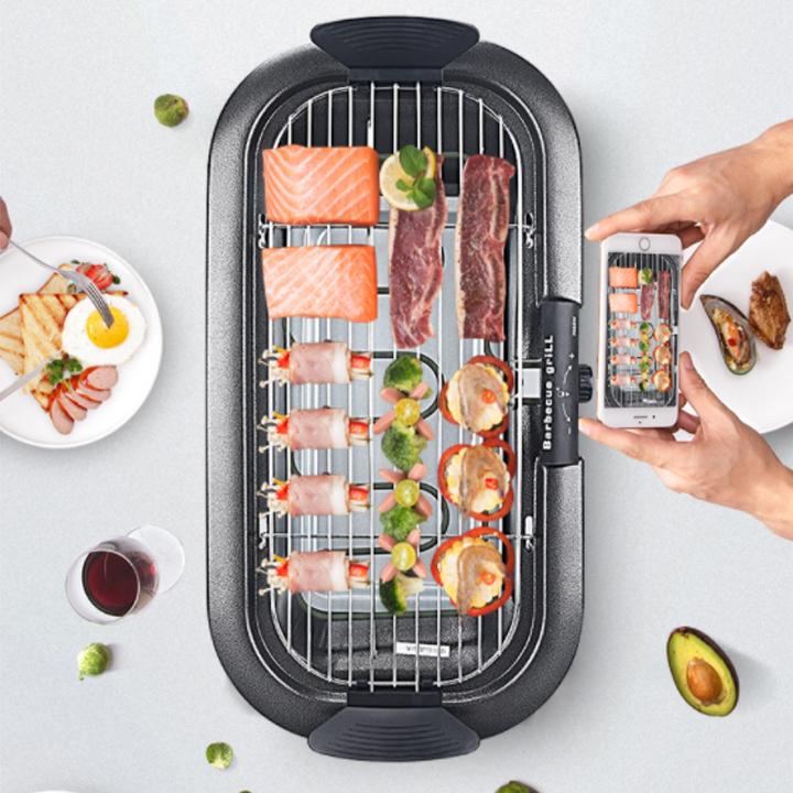 Bếp Nướng Than BBQ Ngoài Trời Cỡ Lớn Có Thể Gấp Gọn Dã Ngoại Picnic Du Lịch Gia Đình