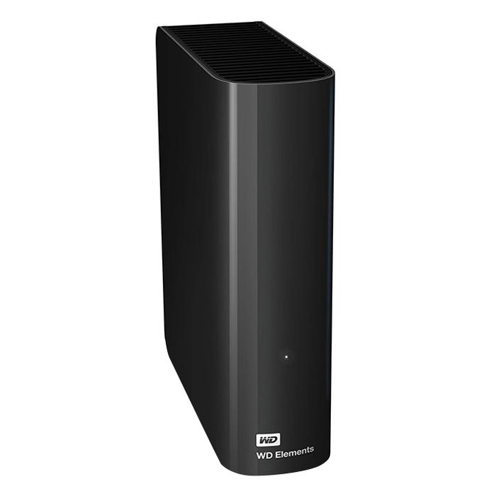"""Ổ Cứng WD WDBBKG0060HBK Elements Multi 3.5"""" 6TB USB 3.0 - Hàng Chính Hãng"""