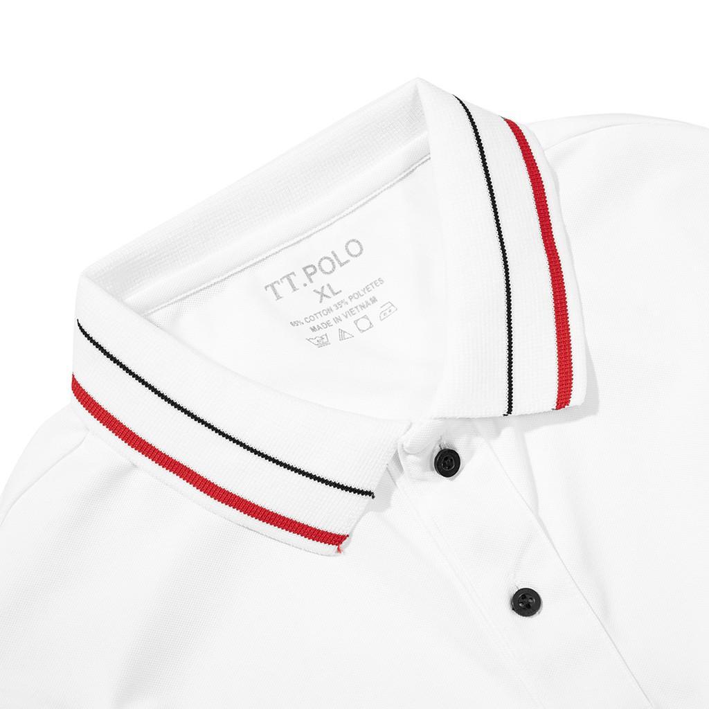 Áo thun Polo nam cổ bẻ BASIC vải cá sấu may kĩ , form đẹp PoLo T08 - SoHa Clothing