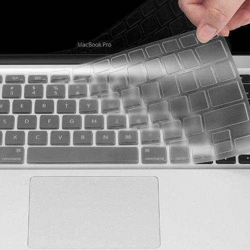 Combo Case ,Ốp + Phủ phím Macbook Trong suốt ( Tặng Nút Chống Bụi + chống gãy dây sạc )