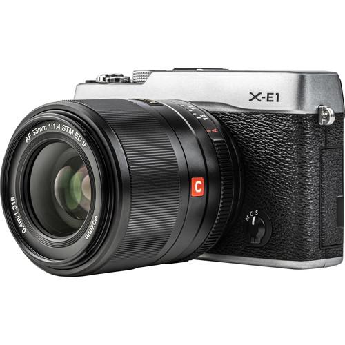 Ống kính Viltrox 33mm F1.4 Auto Focus cho Fujifilm Hàng Nhập Khẩu
