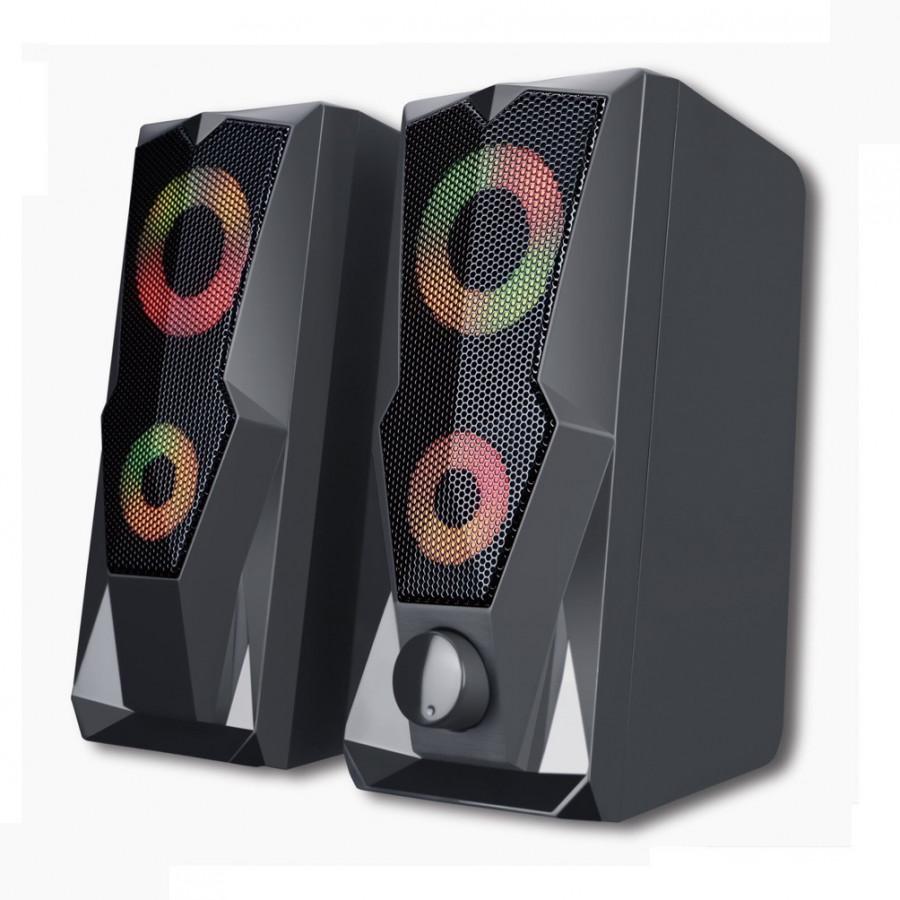 Loa Bosston Z200 Đèn LED RGB  Âm Thanh Vượt Trội