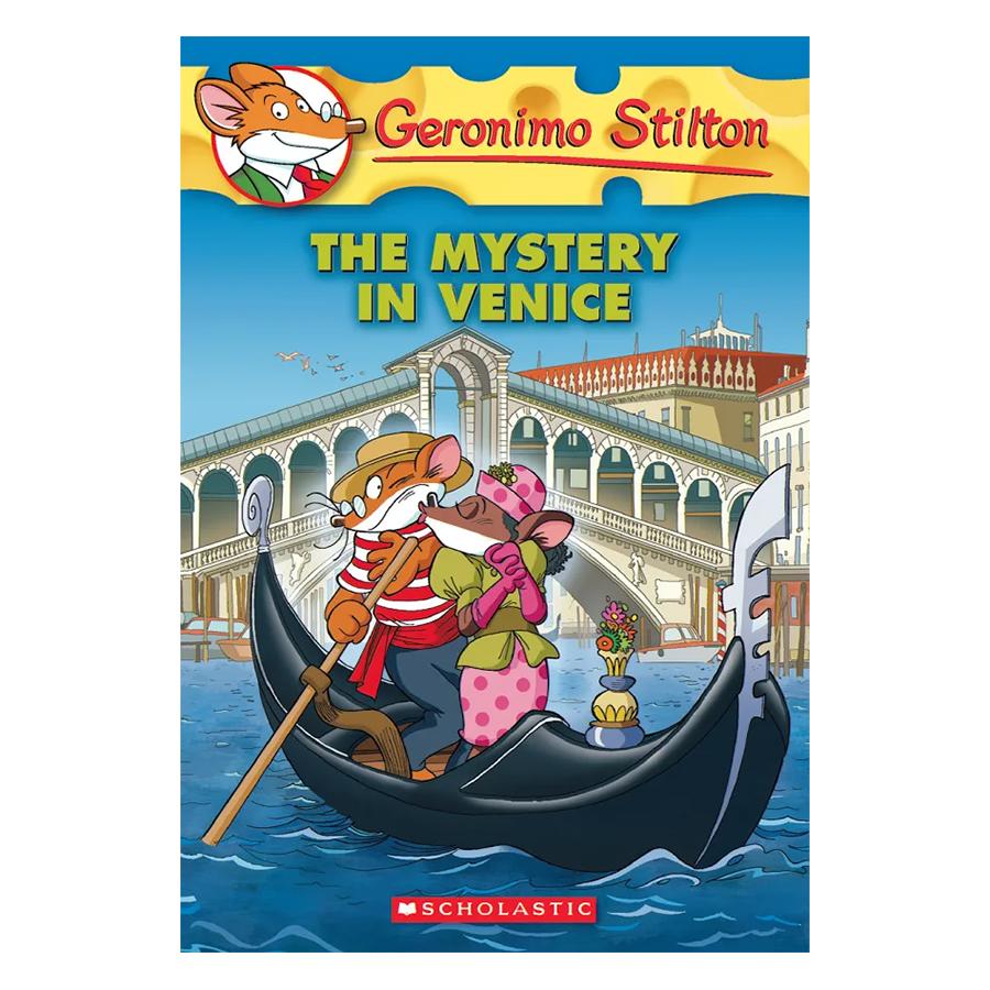 Geronimo Stilton 48: The Mystery In Venice