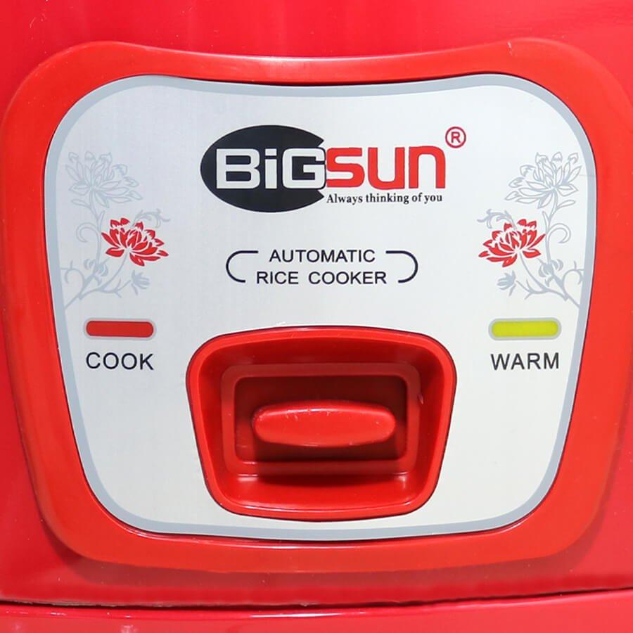 Nồi cơm điện nắp rời Bigsun 4.6 Lít BR-46- hàng chính hãng