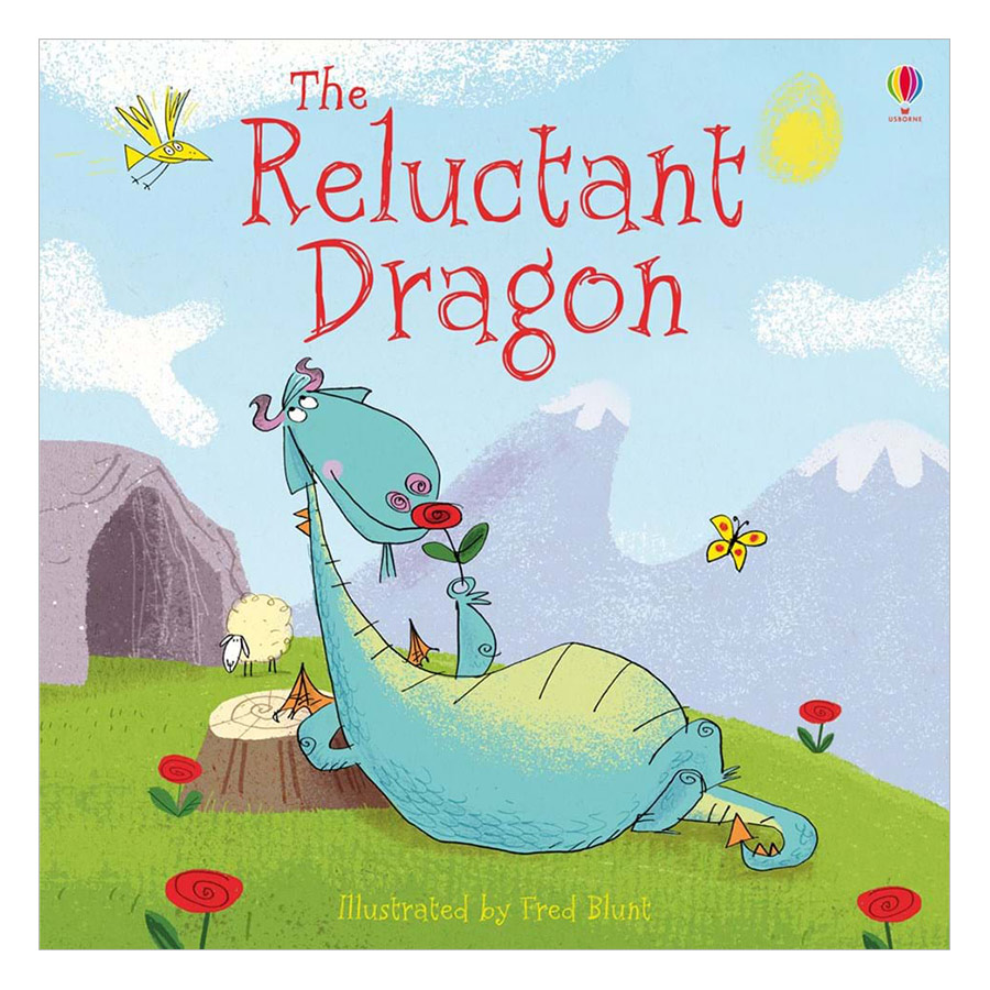 Usborne The Reluctant Dragon